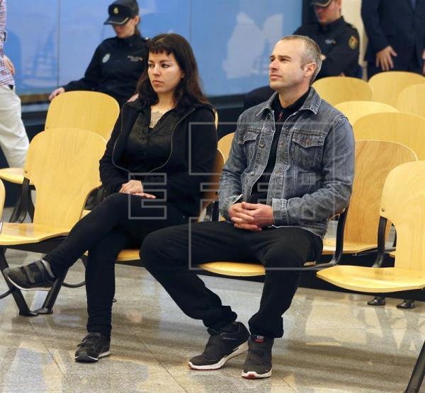 La fiscal mantiene que se condene a 44 años a anarquistas del atentado del Pilar