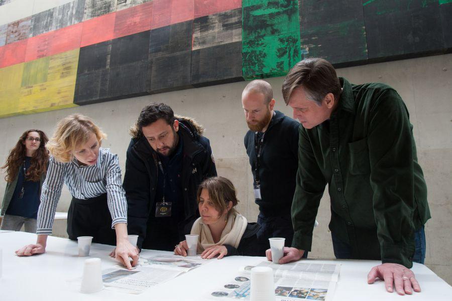 150 medios participan los Premios Malofiej de Infografía, celebrados en la Universidad de Navarra