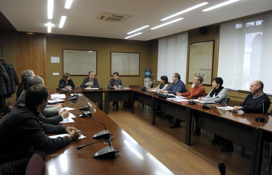 Aumentan un 50% los expedientes de rehabilitación subvencionada de vivienda en Navarra durante 2015