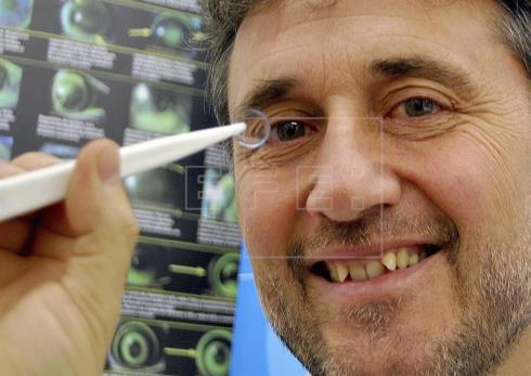 Desarrollan una lente de contacto que frena la progresión de la miopía un 43 por ciento