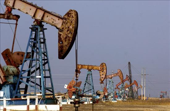 El petróleo de Texas abre con un descenso del 0,04 % hasta 50,53 dólares