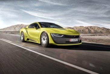 Σtos, el primer vehículo completamente autónomo, se presenta en el Salón del Motor de Ginebra
