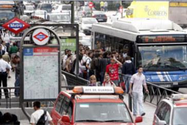 Beneficios de utilizar el transporte público para ir al trabajo