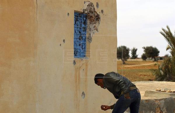 Muerto un yihadista y arrestado otro tras atrincherarse en Ben Guerdan