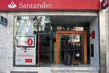 Banco Santander prevé 173 despidos en Aragón, Navarra y La Rioja, un 16,82 %