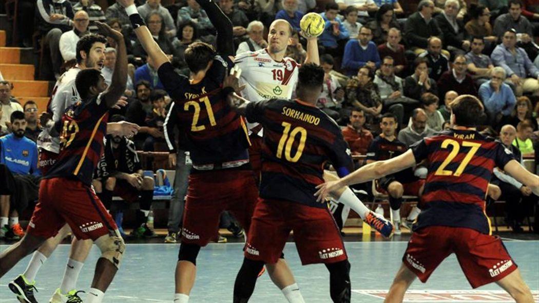 Barcelona-León y Anaitasuna-Naturhouse, semifinales tras el sorteo en Pamplona