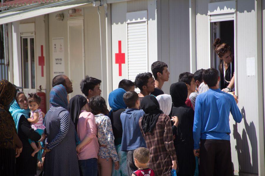 """Cruz Roja Navarra ha acogido a 17 """"refugiados"""" y espera que aumenten a 20 más"""