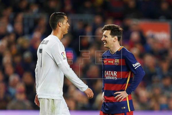 Sin Cristiano ni Messi casi una década después