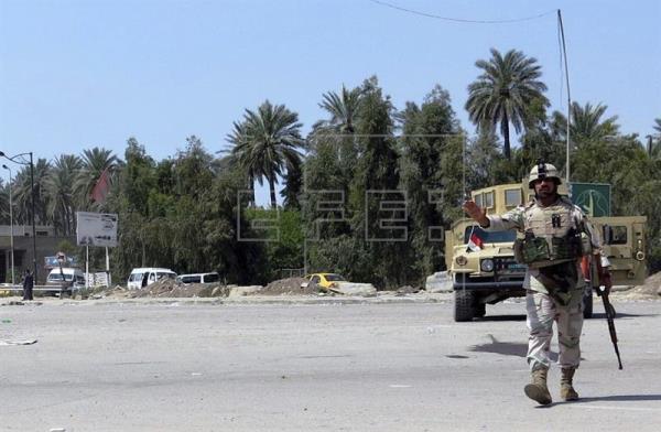 Muertos 40 yihadistas en segundo día de ofensiva contra la ciudad de Faluya