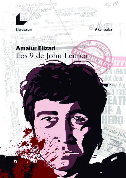 AGENDA: 22 de abril, en El Corte Inglés de Pamplona, Libro Los 9 de John Lennon de Amaiur Elizari