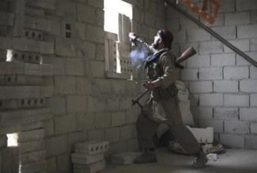 Tropas gubernamentales sirias toman el control de una nueva zona de Alepo