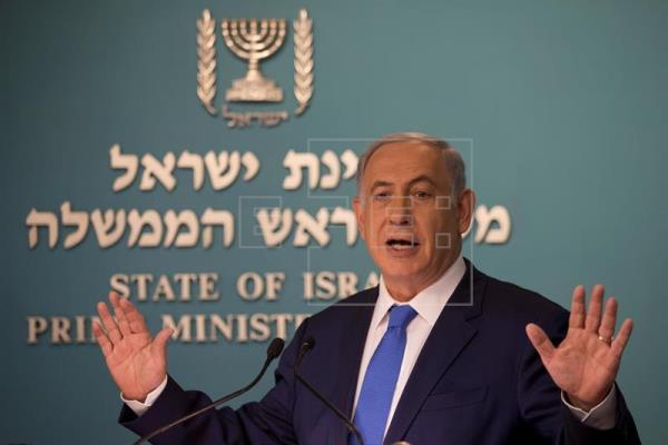 Netanyahu asegura que nunca abandonará el territorio sirio ocupado del Golán