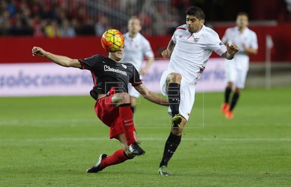 Old Trafford dictará el resurgir europeo del United o el anhelo sevillista