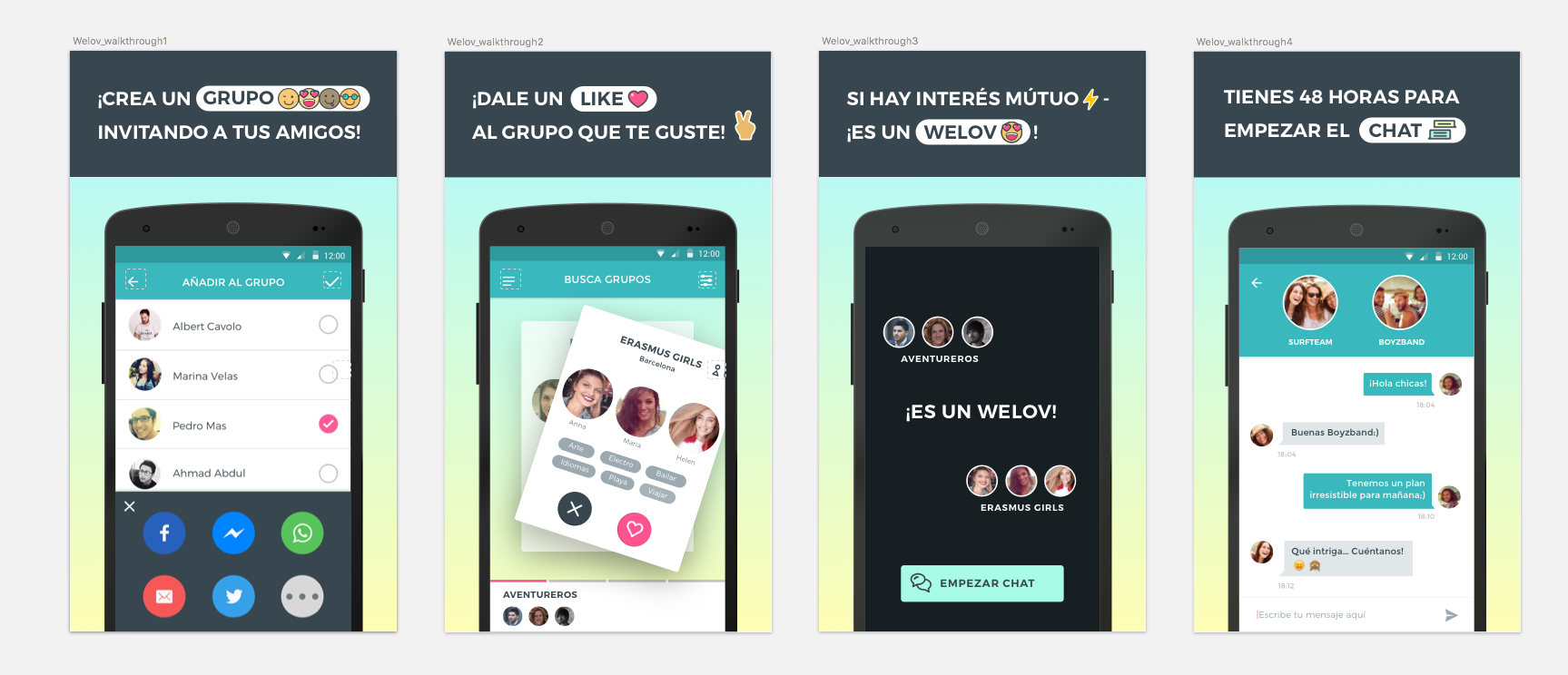 Welov: más allá de las social dating apps