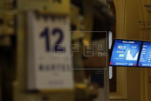 La banca y China impulsan al IBEX un 3,21 %, por encima de los 8.800 puntos