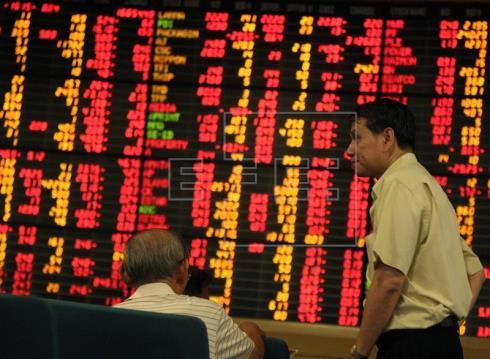 Las bolsas del Sudeste Asiático abren con pérdidas, salvo en Tailandia