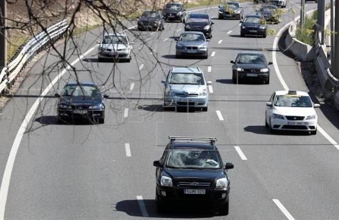 Cuatro muertos en otros tantos accidentes de tráfico durante el fin de semana