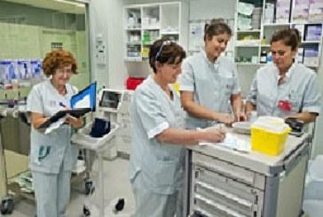 Navarra dobla en enfermeras a Murcia, a la cola de España y UE