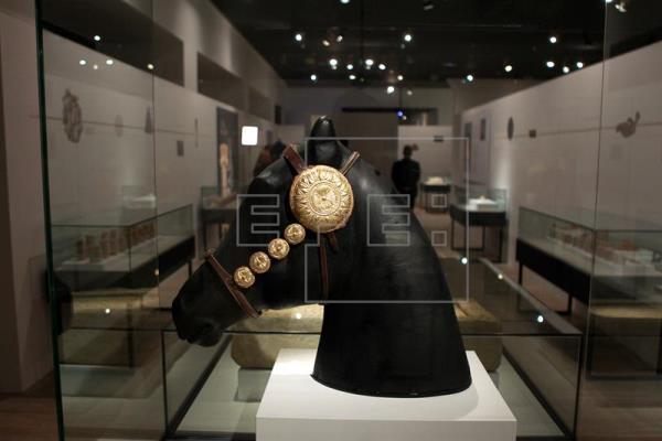 El remoto pasado de Oriente Próximo, en el Arqueológico Nacional en Madrid