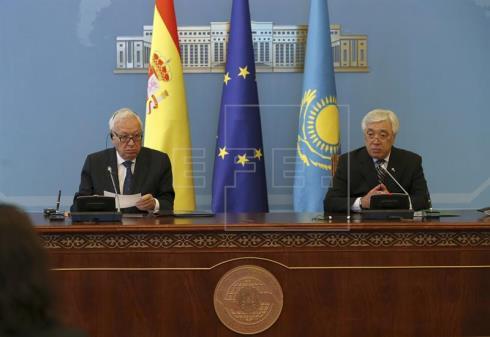 España apoya a Kazajistán para el Consejo Seguridad de la ONU