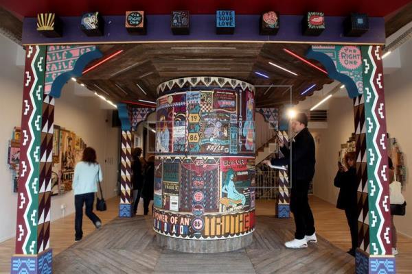 Un museo de arte contemporáneo intentará reactivar Molenbeek