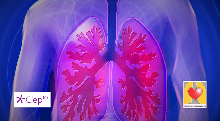 La Asociación Nacional de Hipertensión Pulmonar saca al mercado su app personalizada, de la mano de ClepIO
