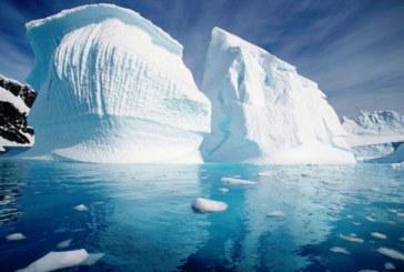Una gran pérdida de hielo de un enorme glaciar del Antártico podría elevar casi tres metros el nivel del mar