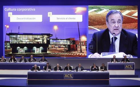 ACS lanza una opa sobre Abertis a través de Hochtief a 18,76 euros por acción