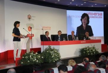 El Banco Santander gana 3.231 millones en el primer semestre, el 14 % menos