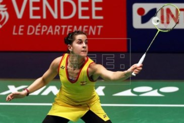 Carolina Marín jugará la final del Mundial de Bádminton tras ganar a He Bengjiao