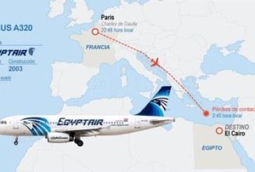 El siniestro de Egyptair pone en el punto de mira el plan de seguridad galo