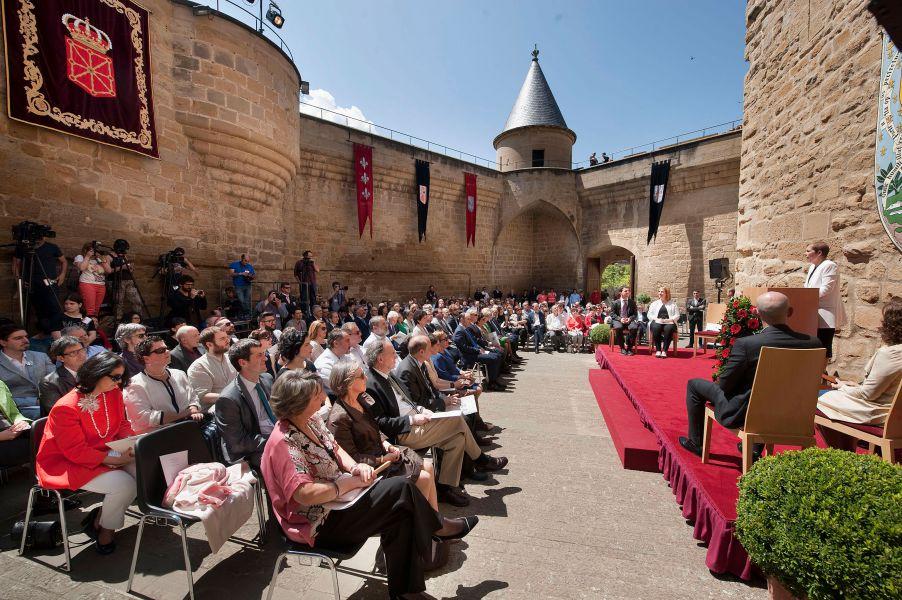 Presentadas ocho candidaturas al Premio Príncipe de Viana de la Cultura