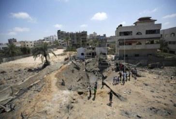 Continúan los ataques israelíes en Gaza entre nuevas alertas antiaéreas en Israel