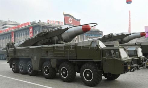Corea del Norte confirma que ha realizado con éxito su quinta prueba nuclear