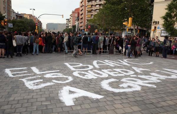 El Ayuntamiento de Barcelona negocia la compra del 'banco expropiado'
