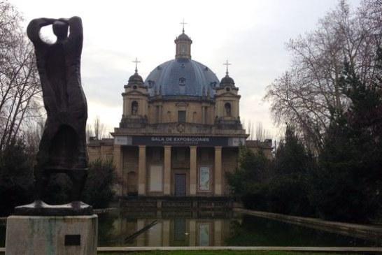 El Ayuntamiento exhuma los cuerpos de seis navarros, Mola y Sanjurjo enterrados en Los Caídos de Pamplona