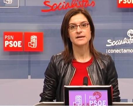 El PSN alerta del aumento de desempleo de larga duración en Navarra