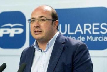 Dimite el presidente del Gobierno de Murcia, Pedro Antonio Sánchez