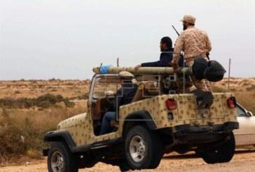 Muertos tres soldados del gobierno de unidad en un ataque del EI cerca de Sirte