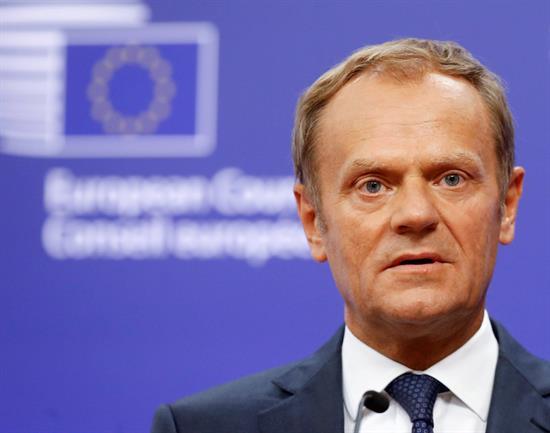 """Los líderes de la UE celebran una cumbre centrada en inmigración, defensa y """"brexit"""""""
