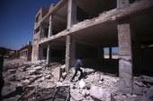 Mueren 25 niños en ataques aéreos en el este de Siria