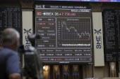 La Bolsa española rebota el 2,75 % en la apertura y recupera los 8.000 puntos