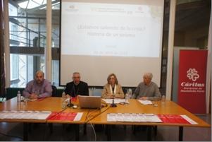 """Navarra, entre las CCAA """"en mejor situación"""" respecto a pobreza, según Cáritas"""