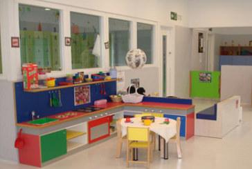 Mañana comienza el curso en las escuelas infantiles municipales de 0 a 3 años
