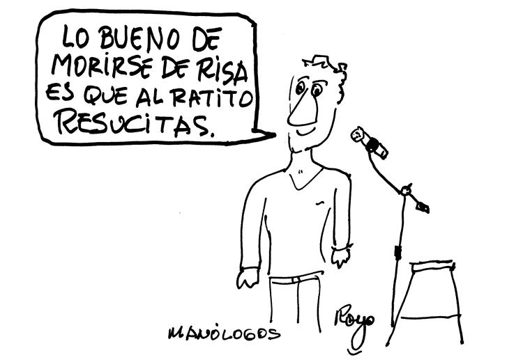 Viñeta de Manolo Royo 08-06-2016