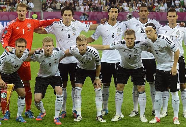 Alemania vuelve a adelantar a Brasil y España sigue undécima