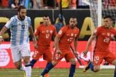 Chile le amarga otra final a Argentina y confirma la maldición de Messi