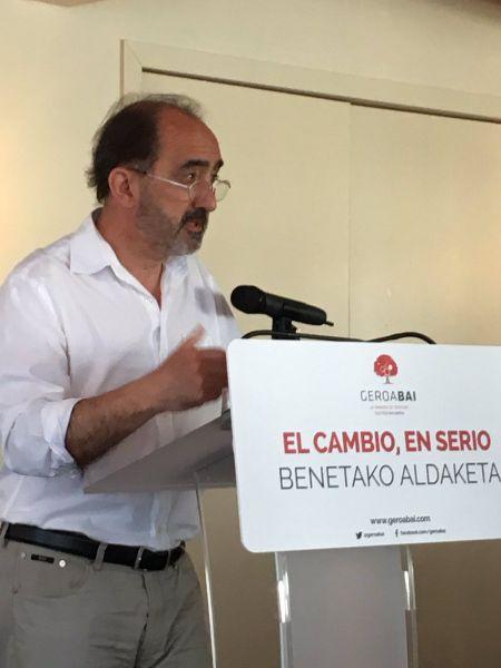 """Innerarity (G. Bai): """"Los partidos pequeños pueden ser decisivos"""" en estas elecciones"""