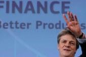 Dombrovskis asumirá la cartera del comisario británico Jonathan Hill