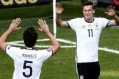 3-0. Draxler guía a Alemania a cuartos de final